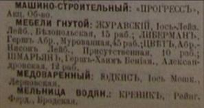 Berdichev (historical report)